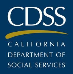 CA. Department of Social Services