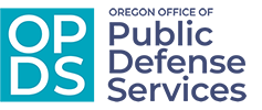 State of Oregon Office of Public Defense Services