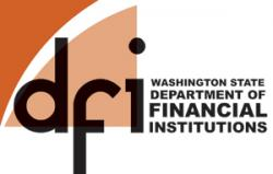 WA State Dept of Financial Insititutions
